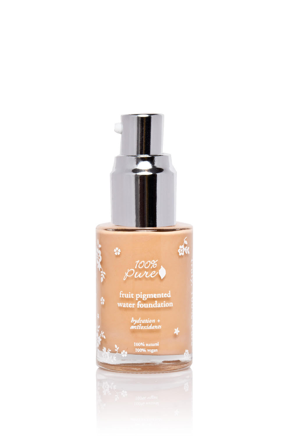 100 Percent Pure Healthy Skin Water Foundation