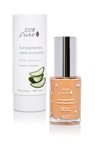 100% Pure Healthy Skin Water Foundation