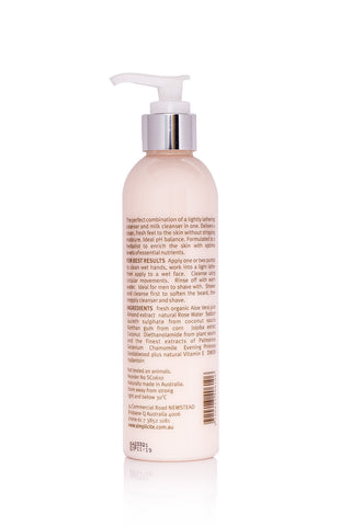 Simplicité Plant Gel Cleanser for Normal Dry Skin