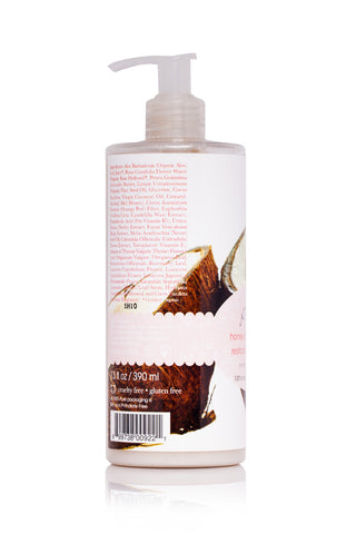 100 % Pure Honey & Virgin Coconut Restorative Conditioner for Dry Damaged Hair
