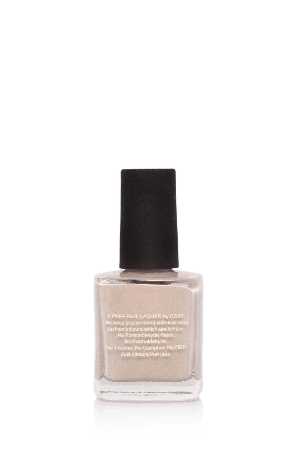 Coat Colours Taupe Gun 8-Free Nail Polish
