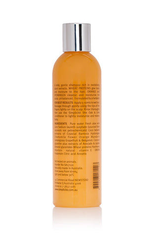 Simplicité Banksia & Orange Everyday Shampoo