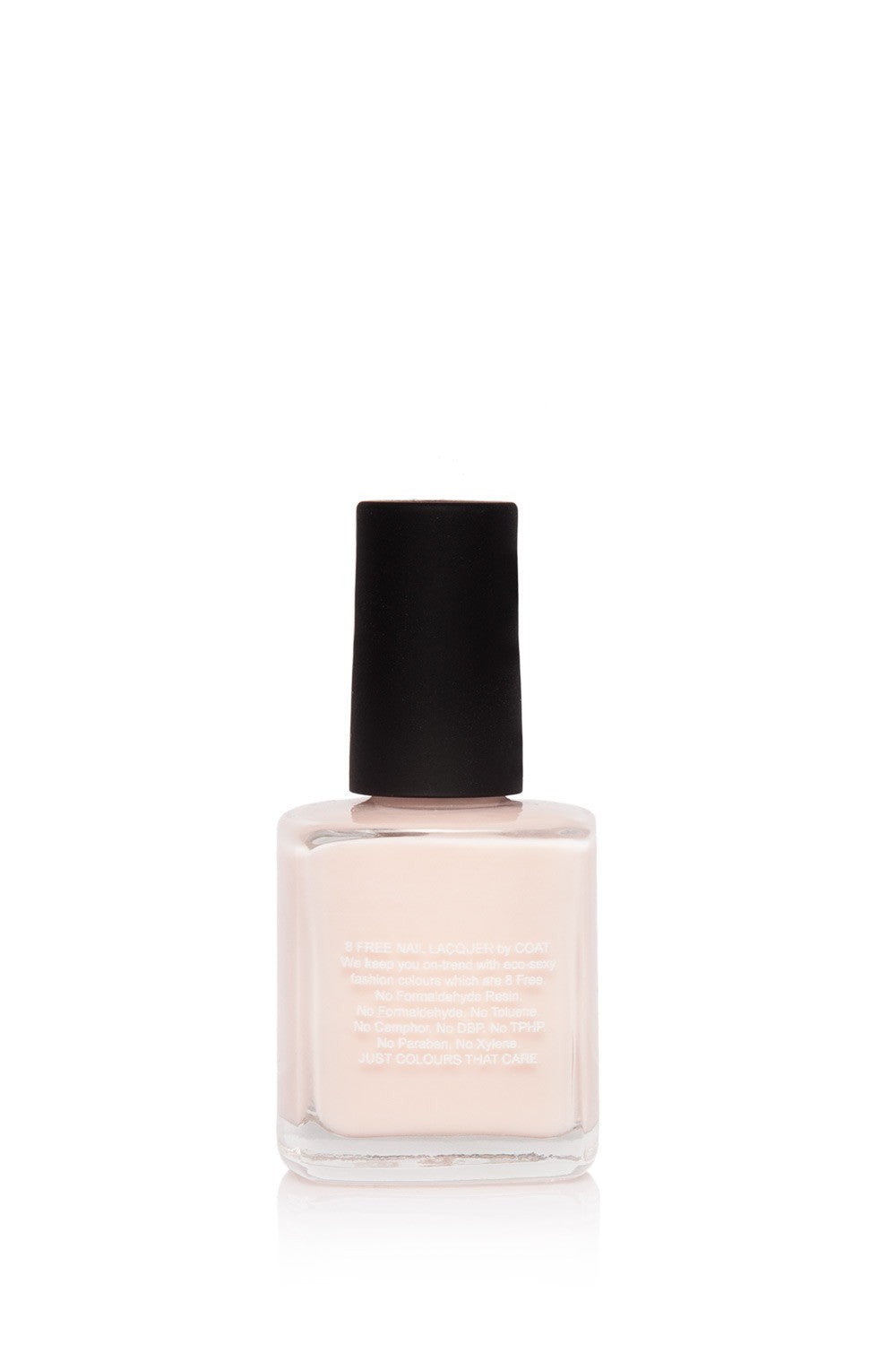 Coat Colours Sheer Delight 8-Free Nail Polish