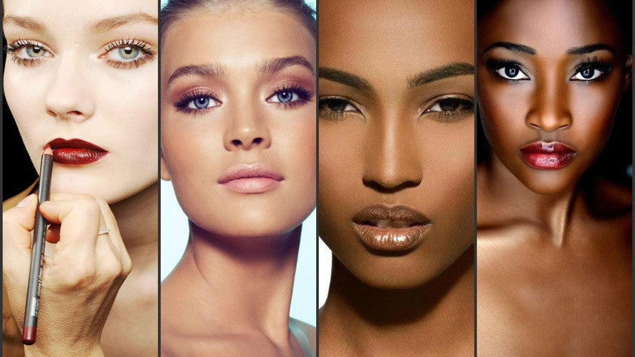 What's the Right Make-up Colour Palette for You