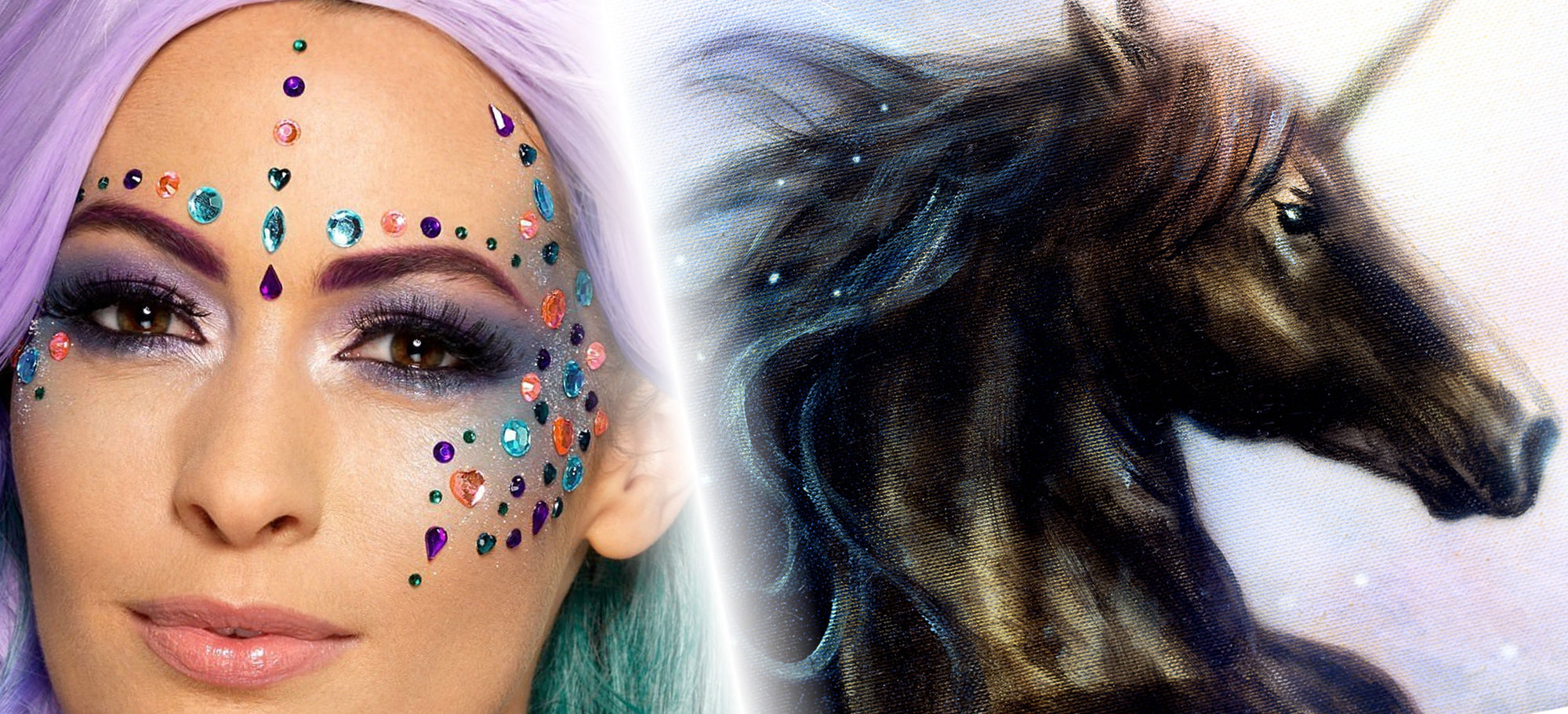 Creating The Ultimate Fantasy Makeup Look: Unicorns