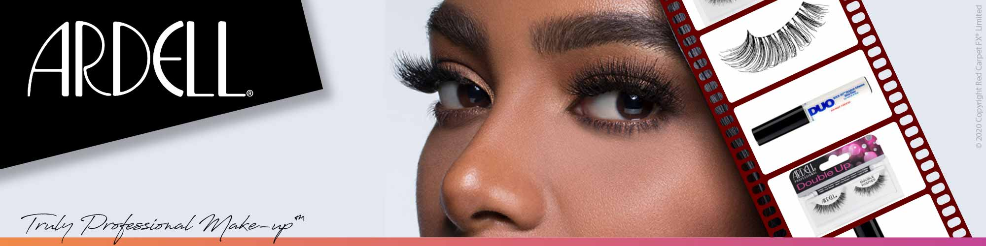 Ardell Professional Lashes - Brand Banner Image