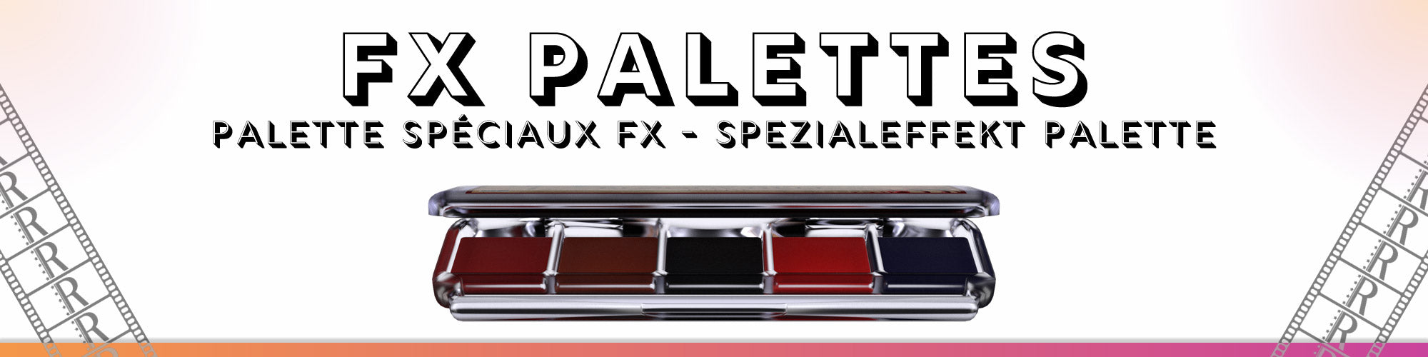 Red Carpet FX Special FX Palettes Collection