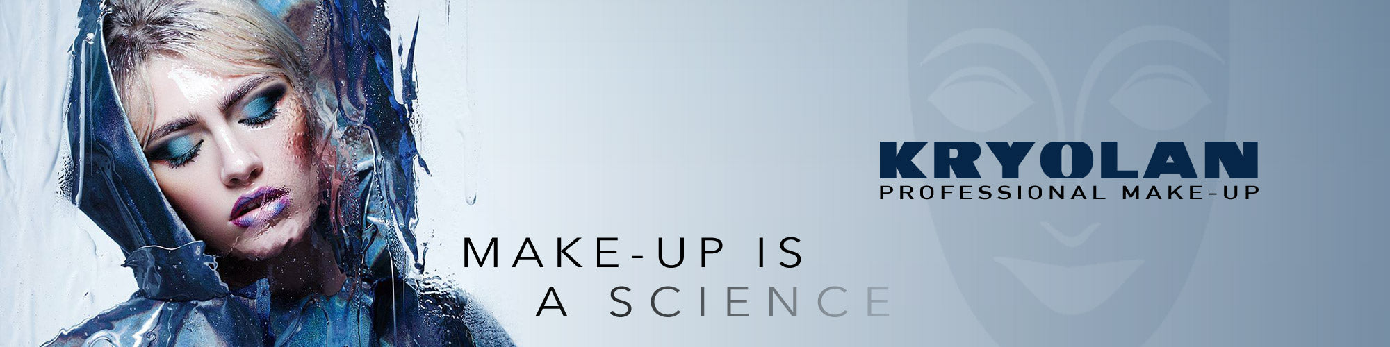Kryolan Professional Makeup - Make-Up is a science