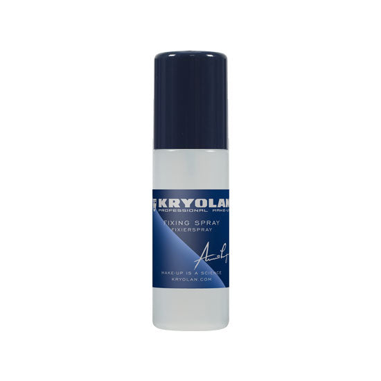 Kryolan Fixing Finishing Spray Spritzer - Red Carpet FX - Professional Makeup