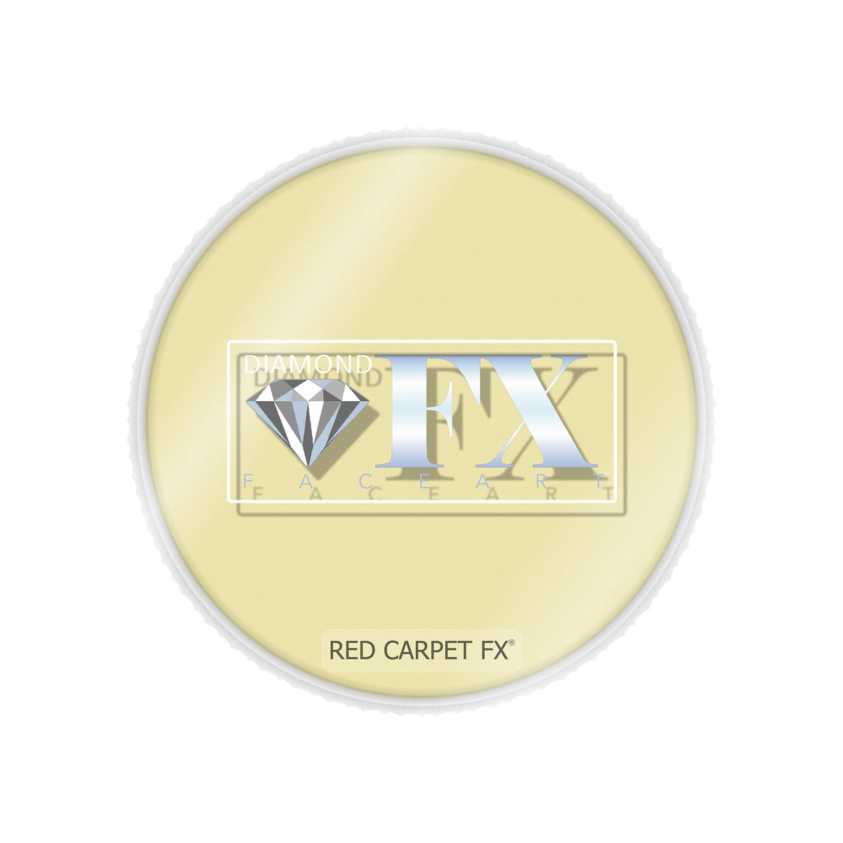 Diamond FX Cake Face & Body Paint - Metallic