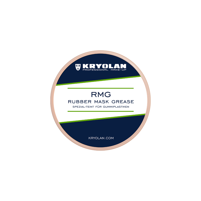 Kryolan Rubber Mask Grease Paint - 1W