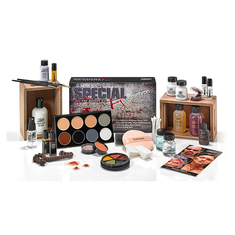 Mehron All-Pro Special FX Makeup Kit