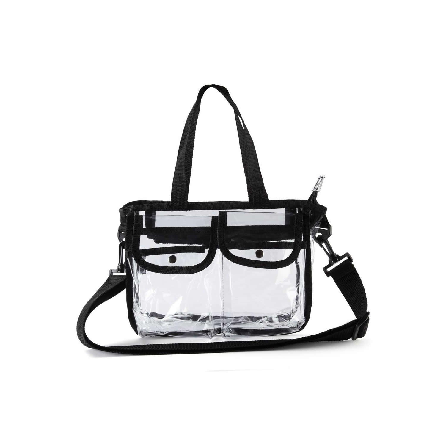 LaRoc Clear PVC Cosmetic Bag