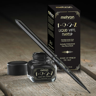 Mehron 1927 Liquid Vinyl Makeup - Red Carpet FX - Professional Makeup