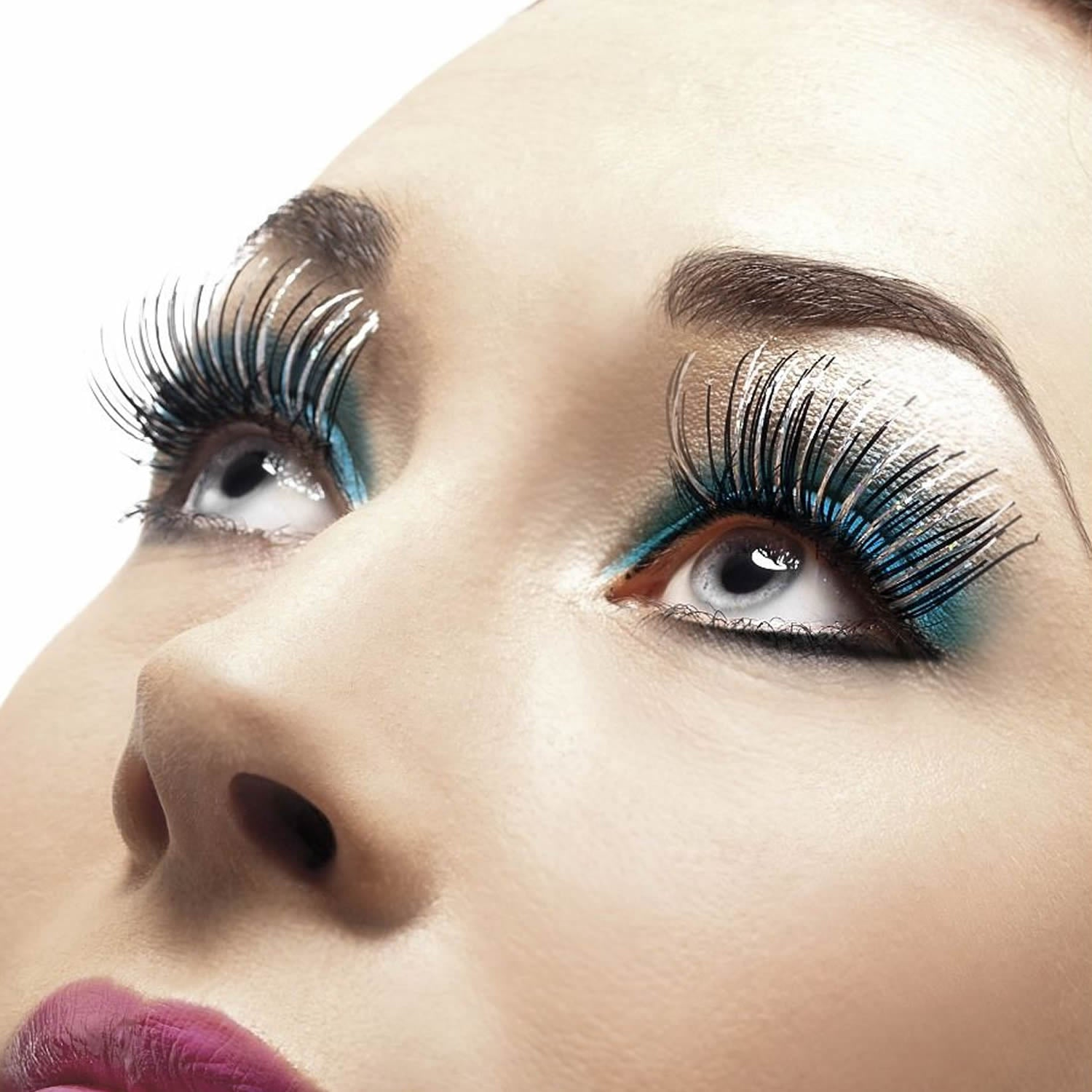 c0a78b29009 Fever False Eyelashes - Silver Holographic - Red Carpet FX - Professional  Makeup