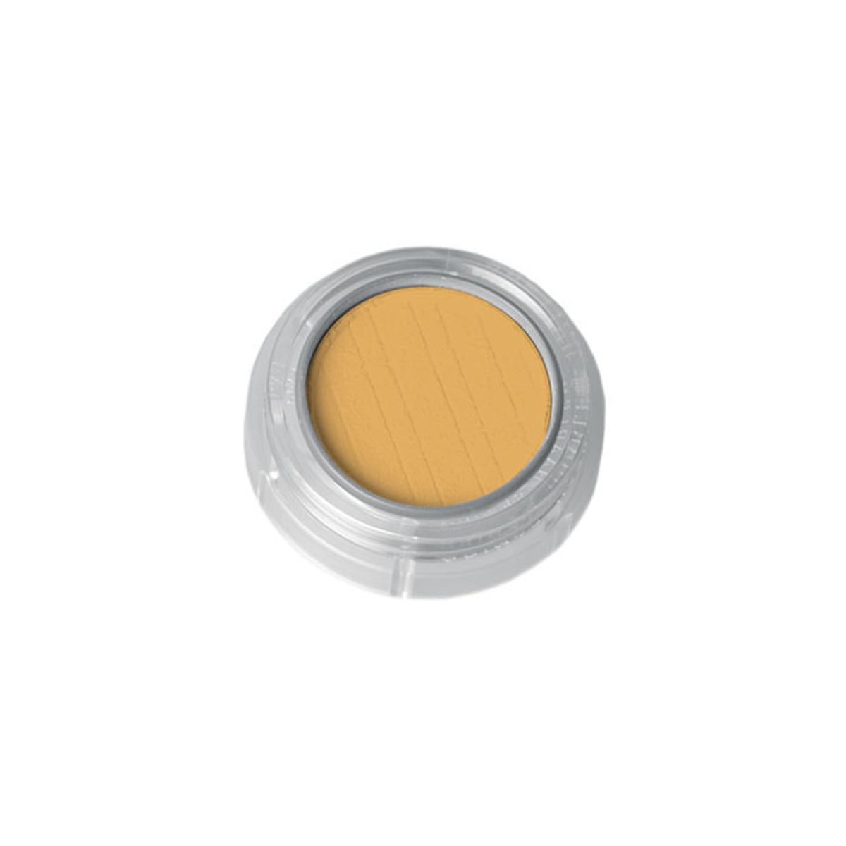 Grimas Pressed Powder Eyeshadow/Rouge - 282 Orangey Yellow - Red Carpet FX - Professional Makeup