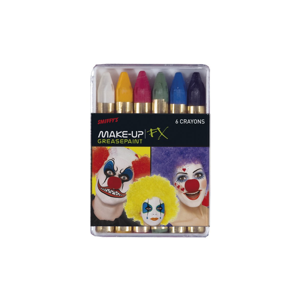 Make Up FX Greasepaint Face Paint Crayons - Red Carpet FX - Professional Makeup