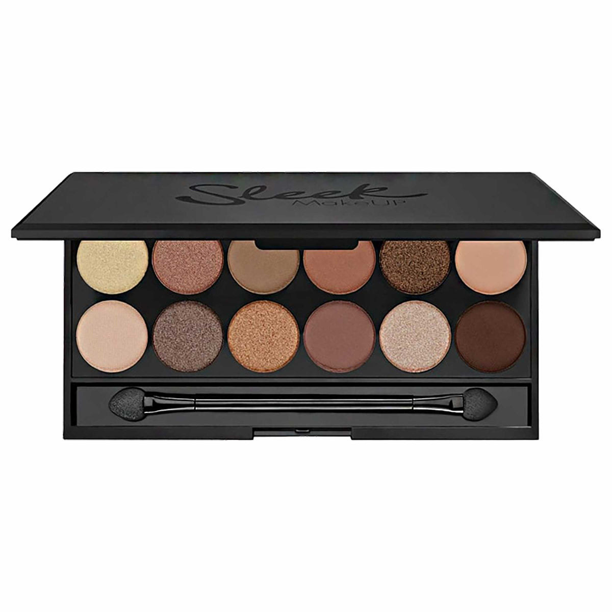 Sleek i-Divine Eyeshadow 12 Palette - 3am