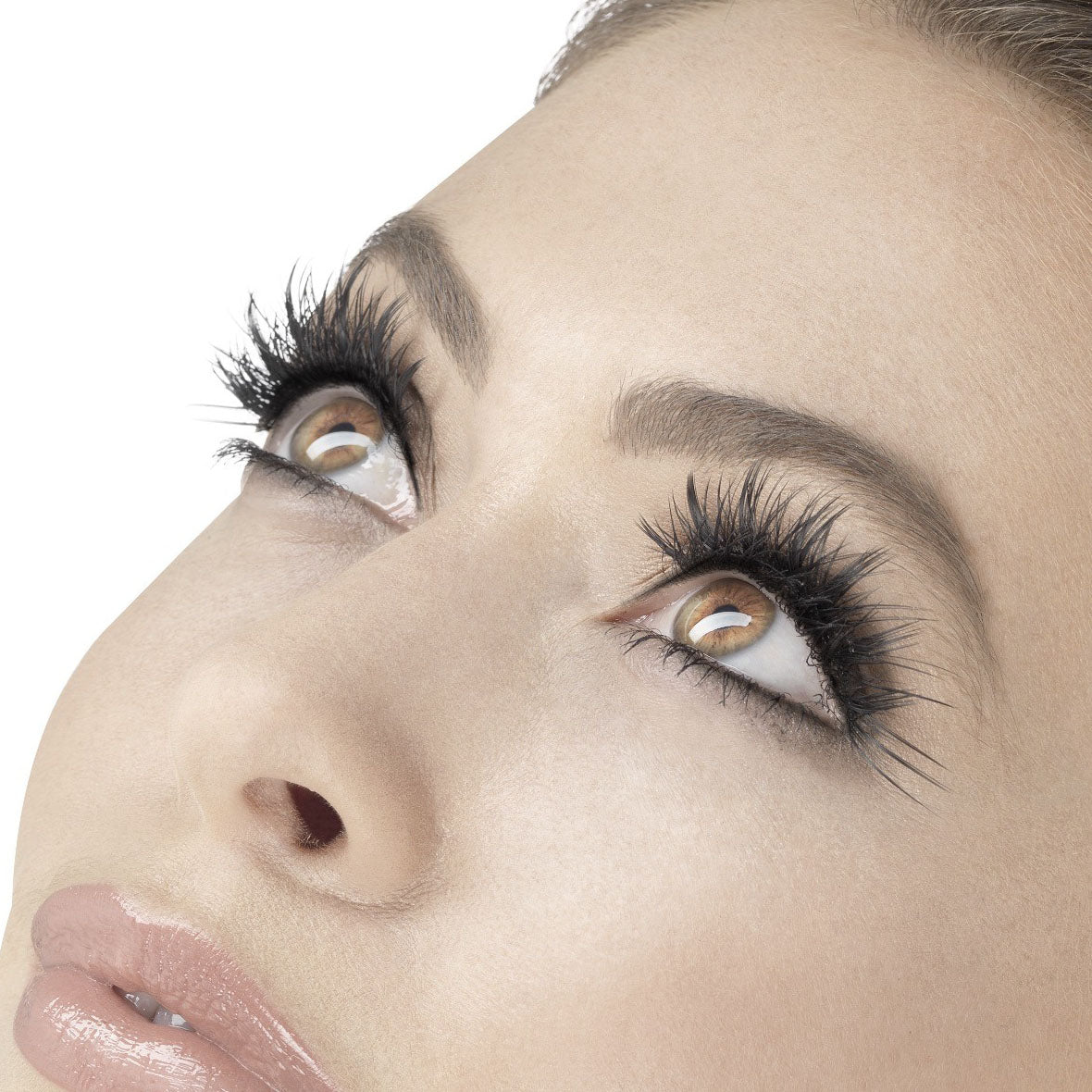 Fever False Eyelashes - Black Flutter - Red Carpet FX - Professional Makeup