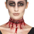 Smiffys Latex Stitched Neck Scar Prosthetic - Red Carpet FX - Professional Makeup