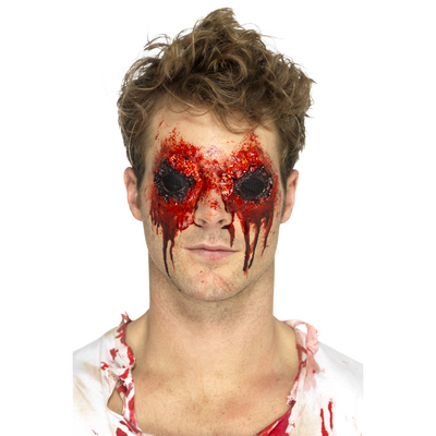 Smiffys Latex Zombie Eyes Prosthetic - Red Carpet FX - Professional Makeup