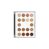 Kryolan HD Cream Micro Foundation Mini Palette - No. 4 - Red Carpet FX