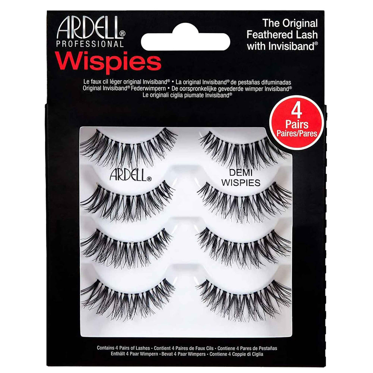 Ardell Strip Lash False Eyelashes - Demi Wispies
