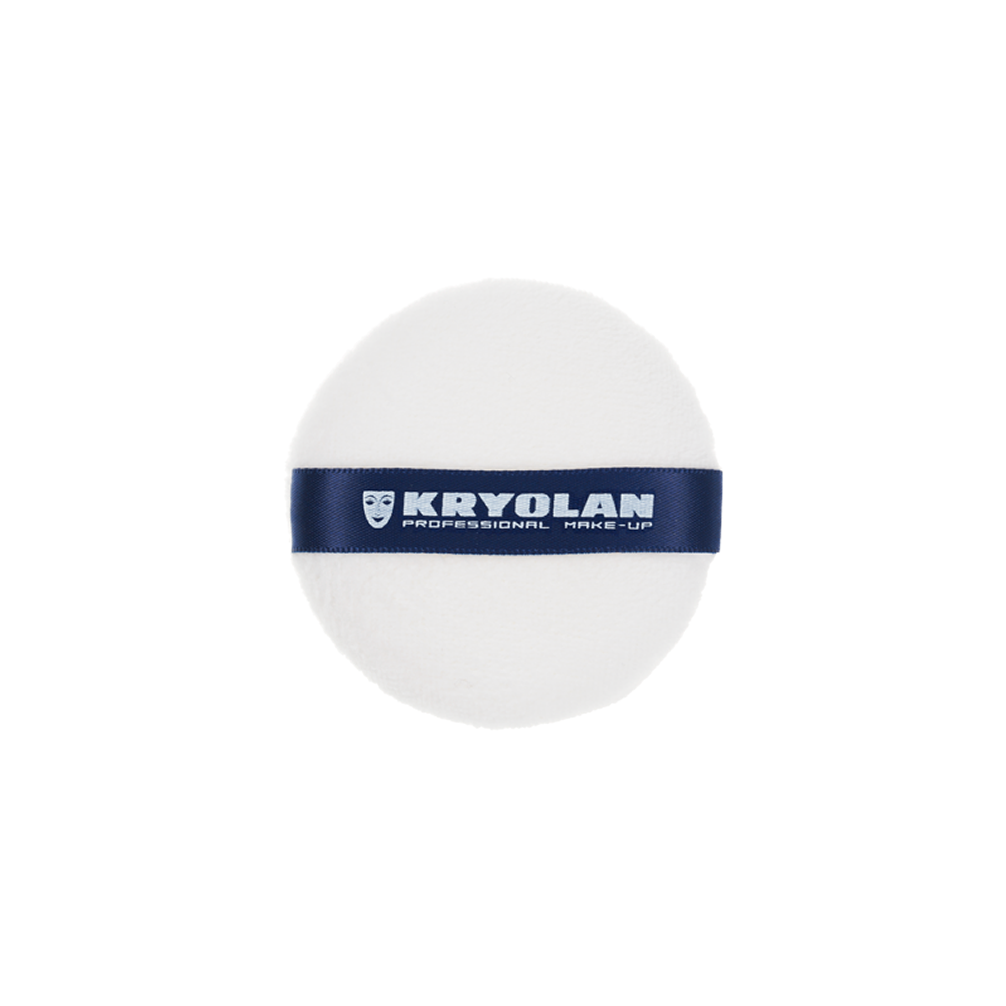 Kryolan Powder Puff White (7cm)