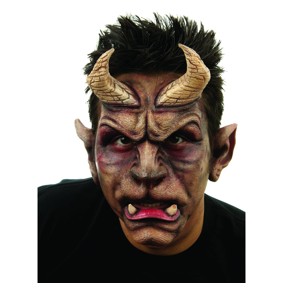 Woochie Latex Prosthetic Master Beast Face Piece