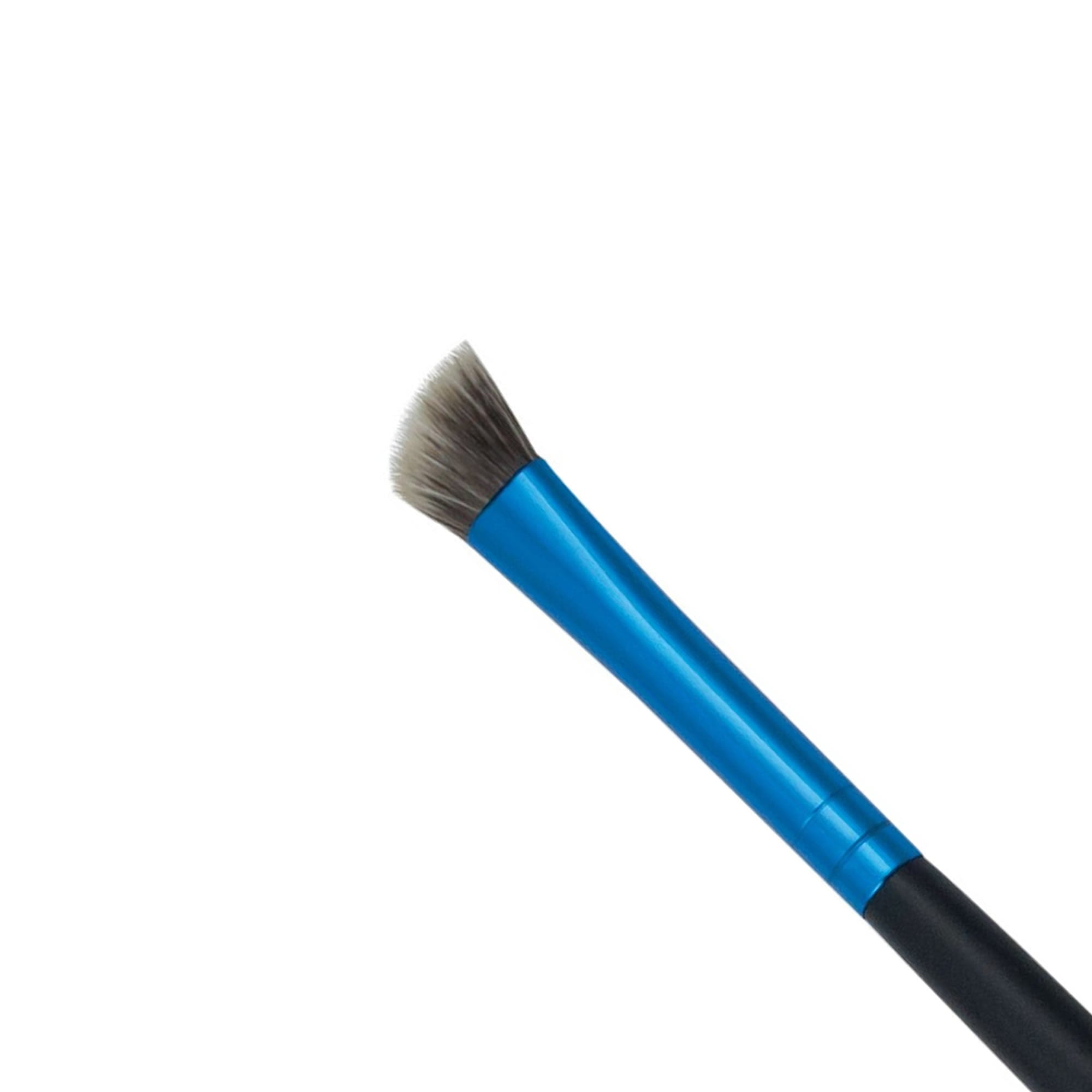 Royal & Langnickel MasterPro Angled Brow Brush - Red Carpet FX - Professional Makeup