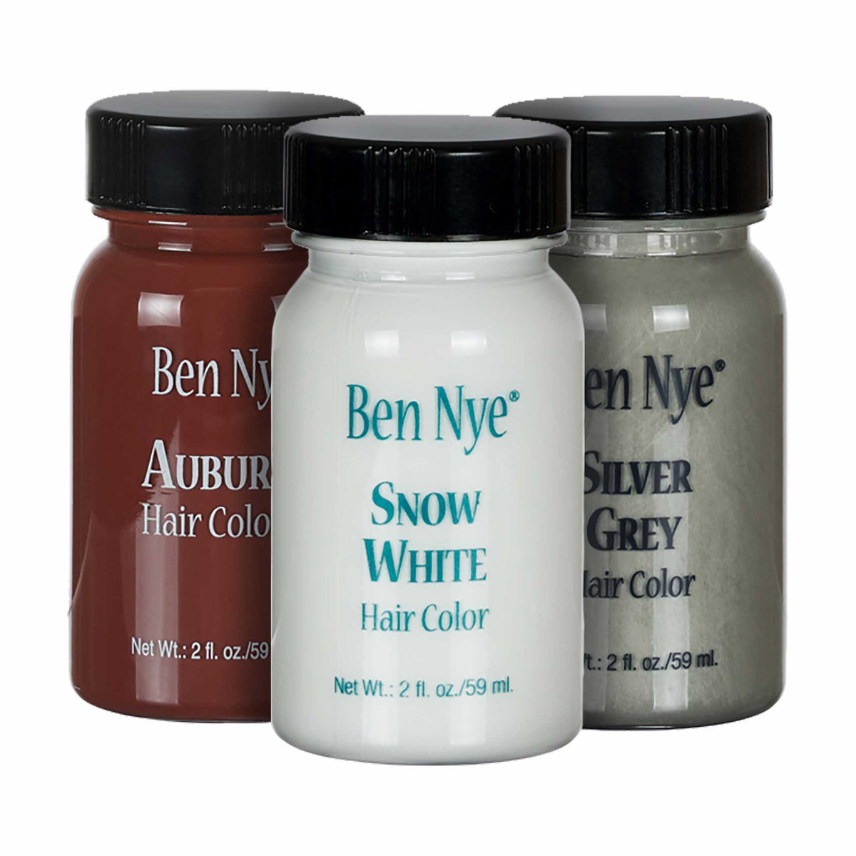 Ben Nye Hair Color - Pro Liquid Paint