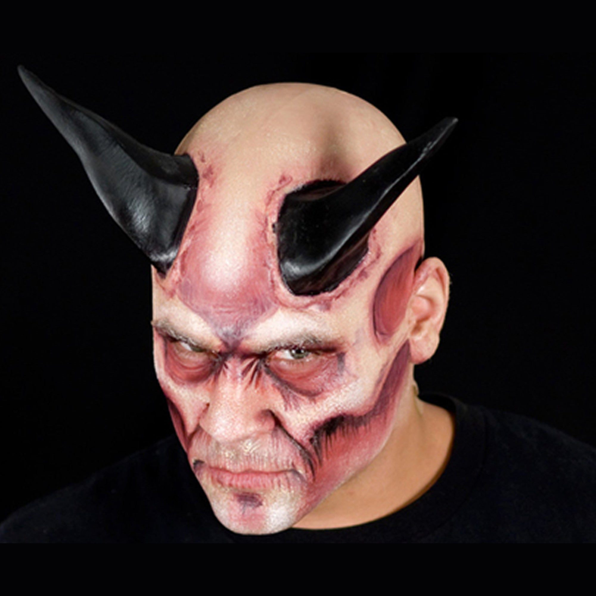 Woochie Latex Prosthetic Big Horns - Red Carpet FX - Professional Makeup