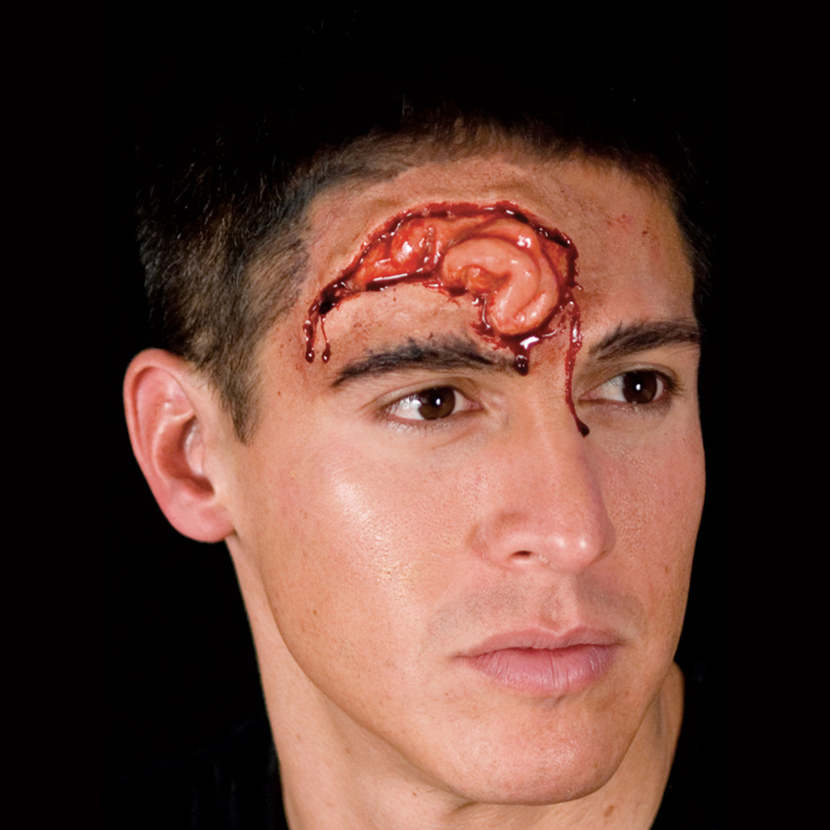 Woochie Latex Prosthetic Brain Matter - Red Carpet FX - Professional Makeup