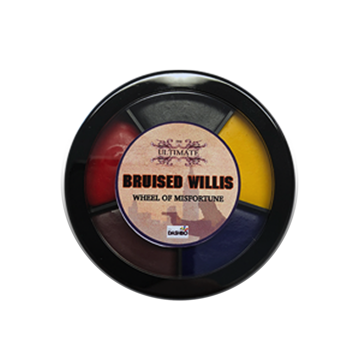 Dashbo Grease Paint Wheel - Bruised Willis