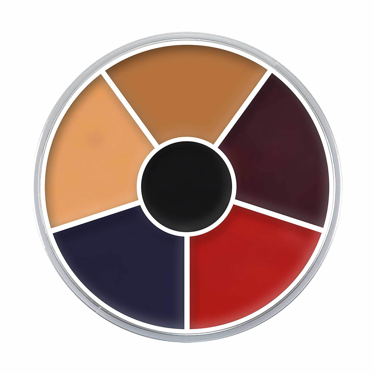 Kryolan SUPRACOLOR Cream Color Circles