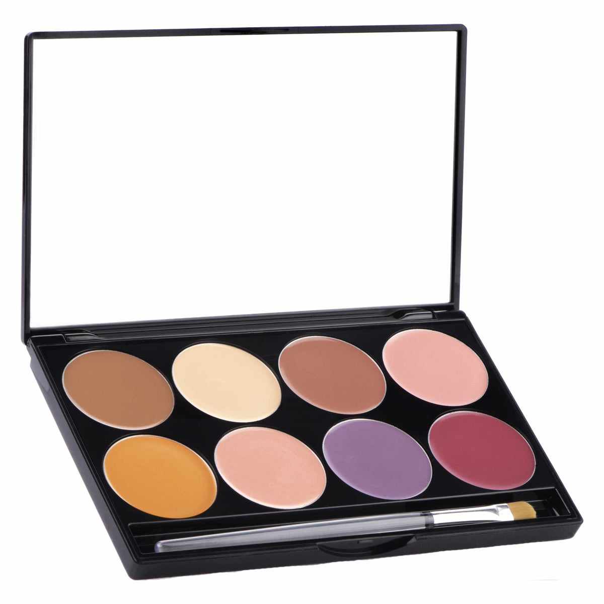 Mehron CHEEK Cream 8 Palette - Blush & Contour