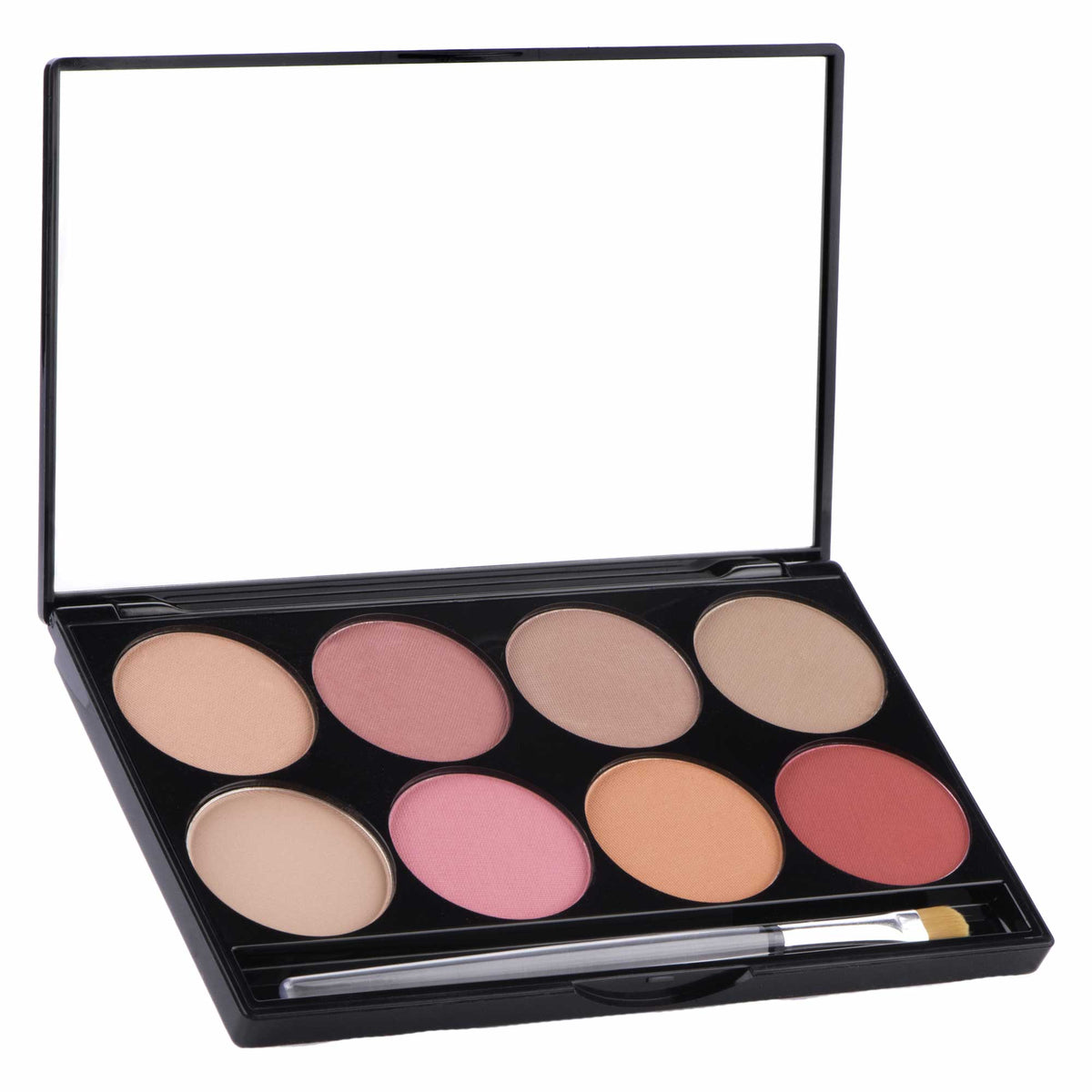 Mehron CHEEK Powder 8 Palette - Blush & Contour