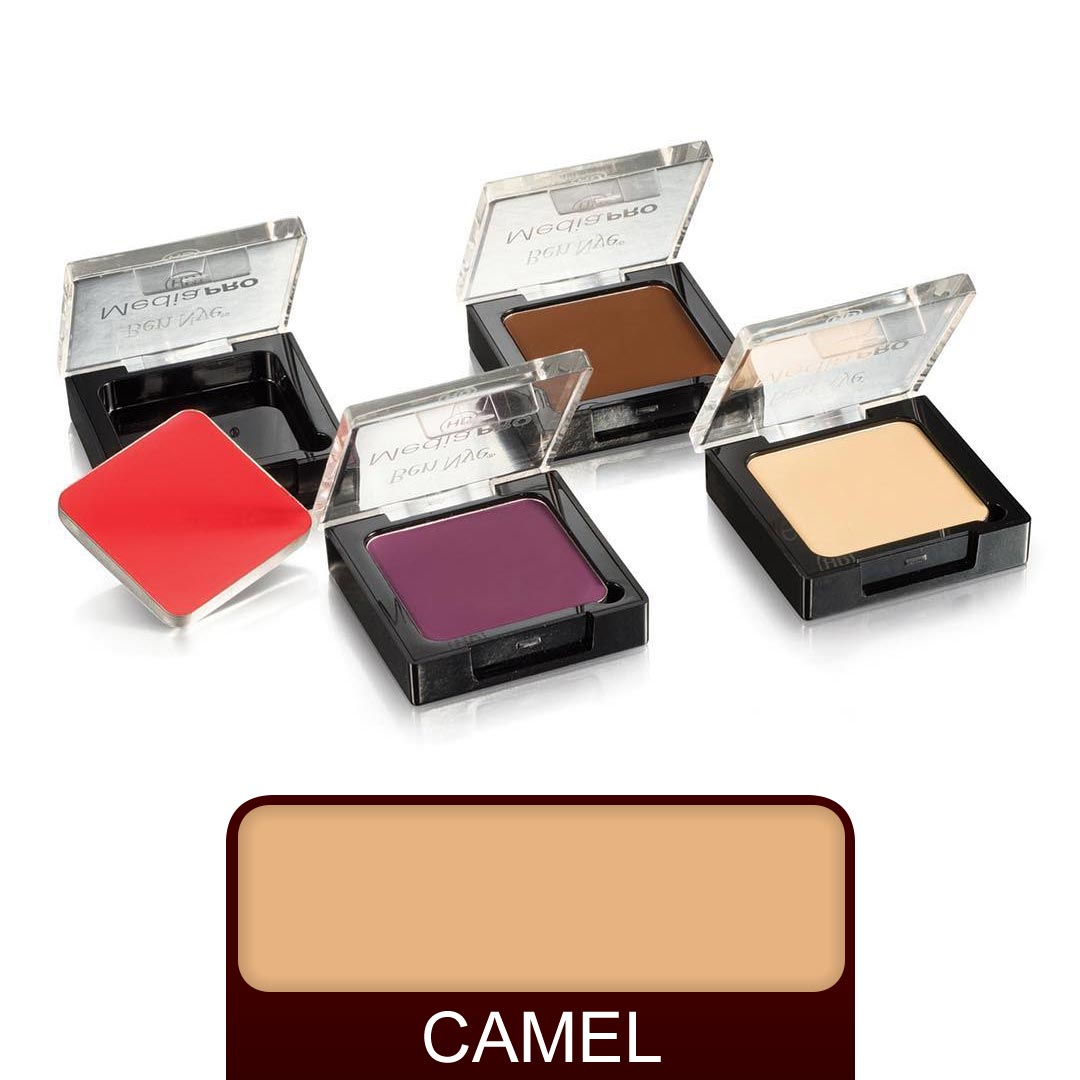 Ben Nye MediaPro Creme Contour Highlight - 11 Camel - Red Carpet FX - Professional Makeup