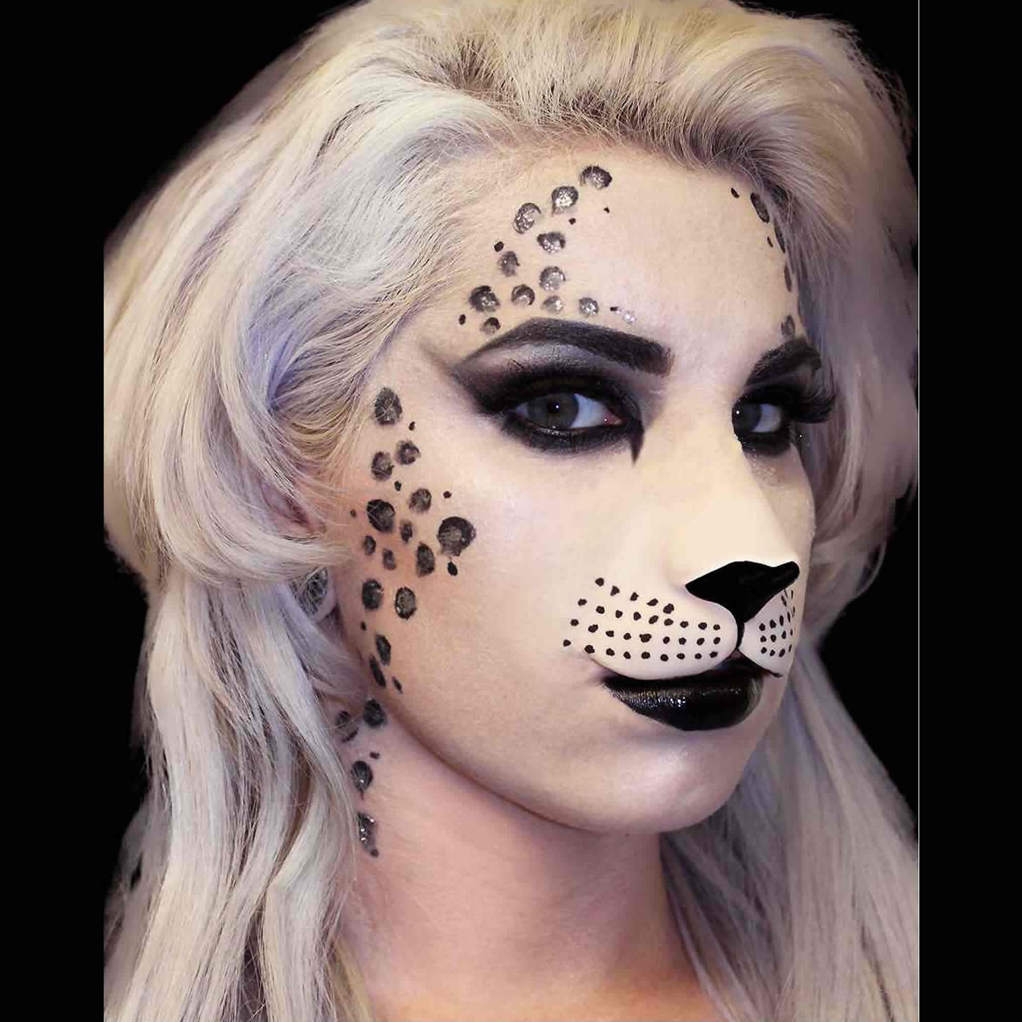 Woochie Latex Prosthetic Large Cat Nose - Red Carpet FX - Professional Makeup