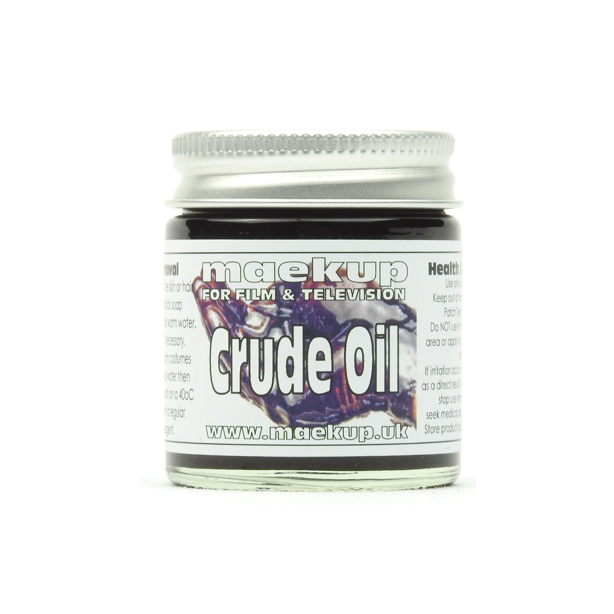 Maekup Crude Oil - Colour FX Gel