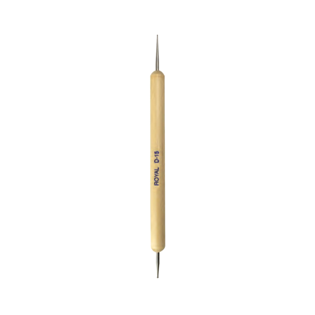 Royal & Langnickel Wax & Clay Duo Stylus Sculpting Tool (D15) - Red Carpet FX - Professional Makeup
