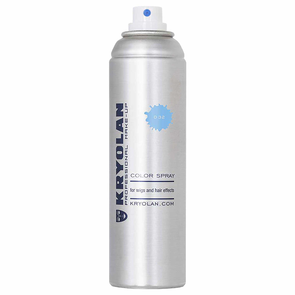 Kryolan Pro Colour Spray - For Hair & Wigs