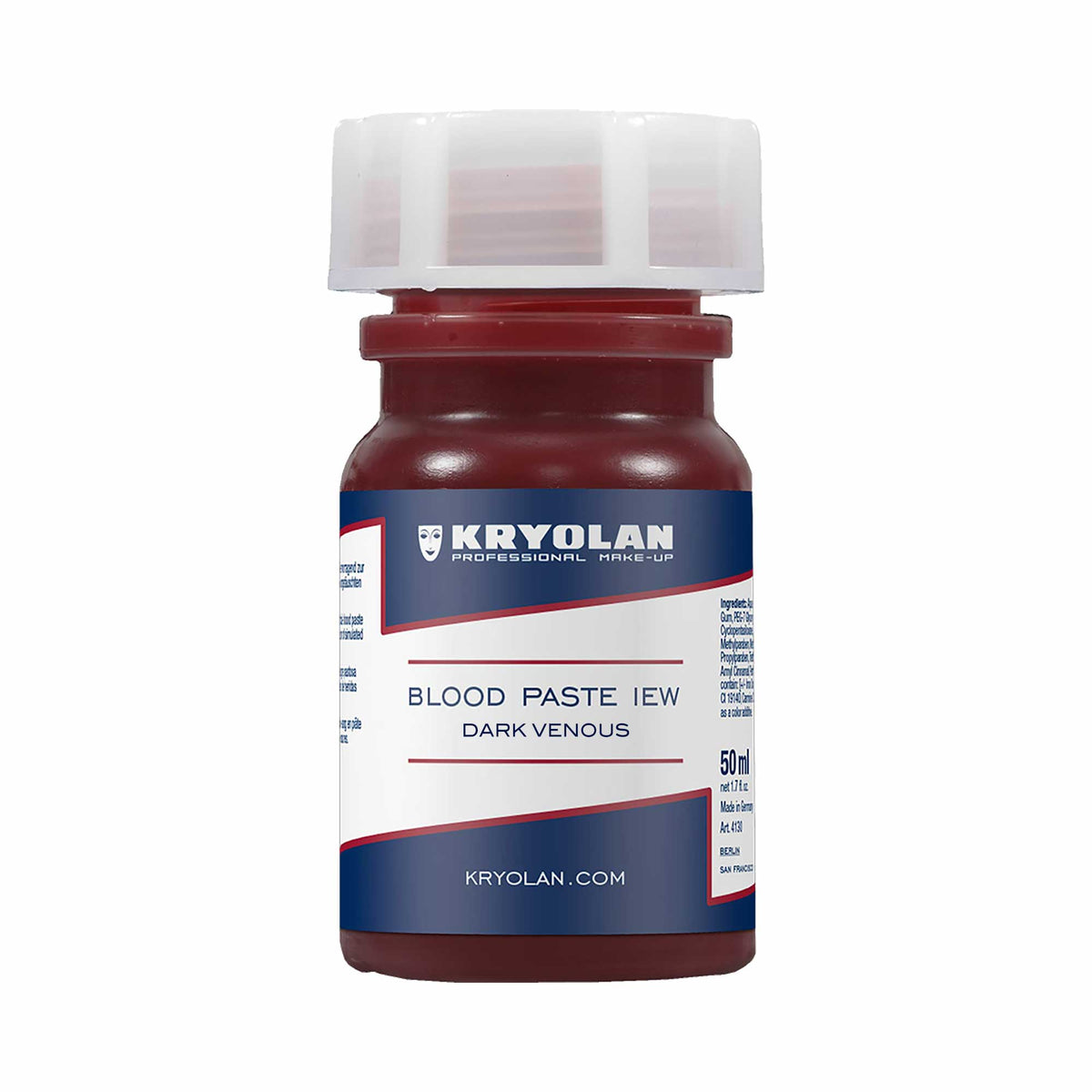 Kryolan Blood Paste - Washable Granular Blood