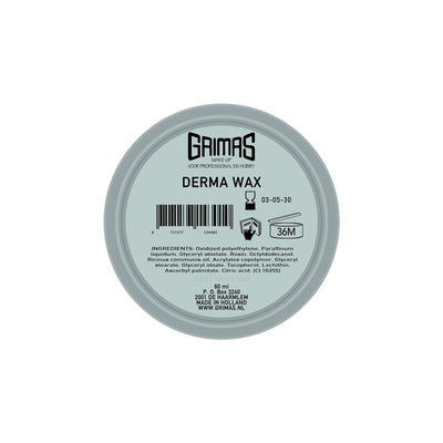 Grimas Modeling Derma Wax - Red Carpet FX - Professional Makeup