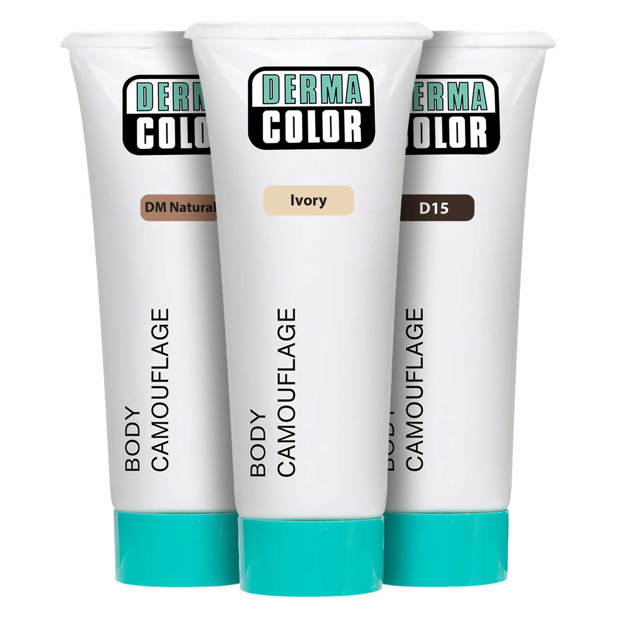 Dermacolor Body Camouflage - Cream Concealing Foundation