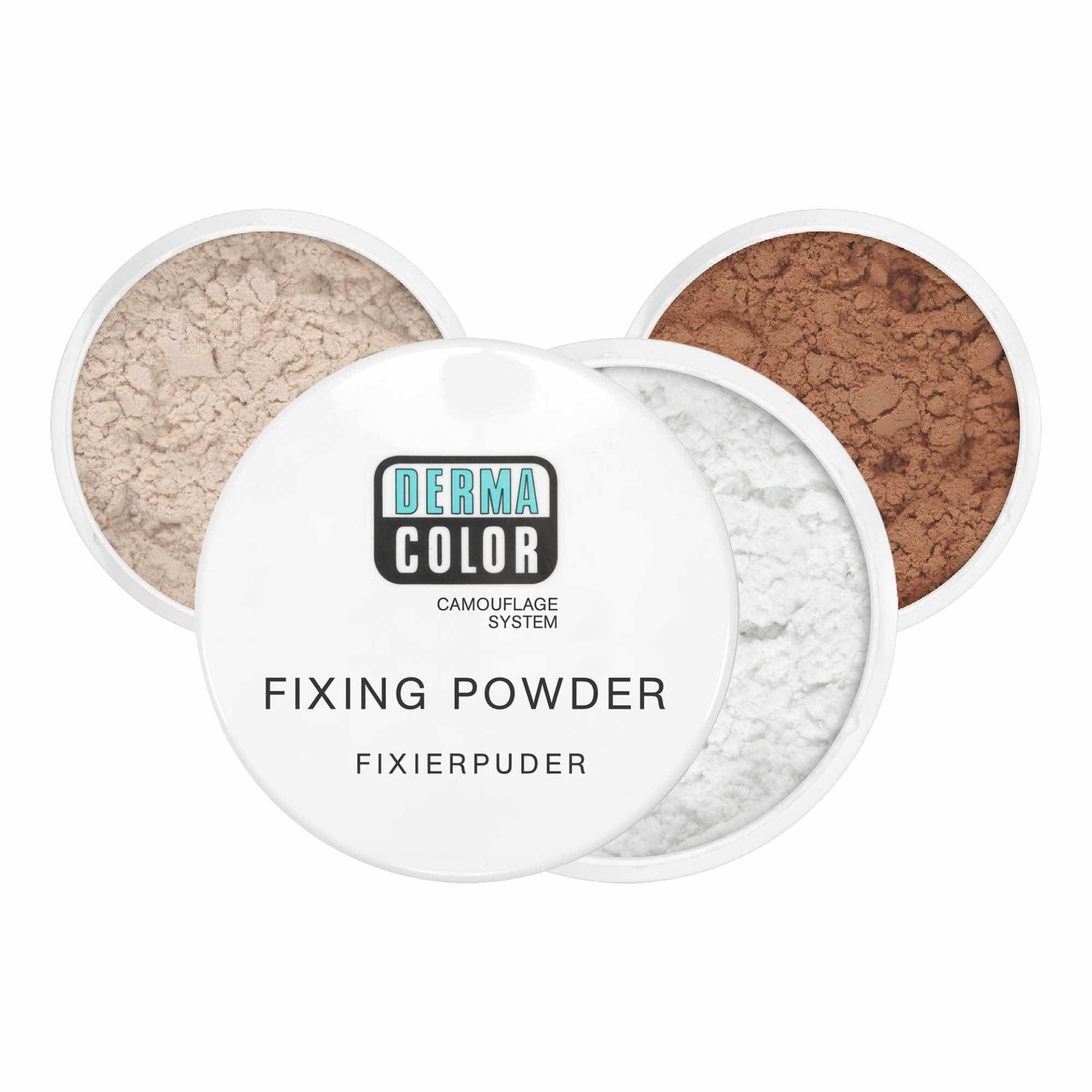Dermacolor Fixing Powder - Red Carpet FX - Professional Makeup