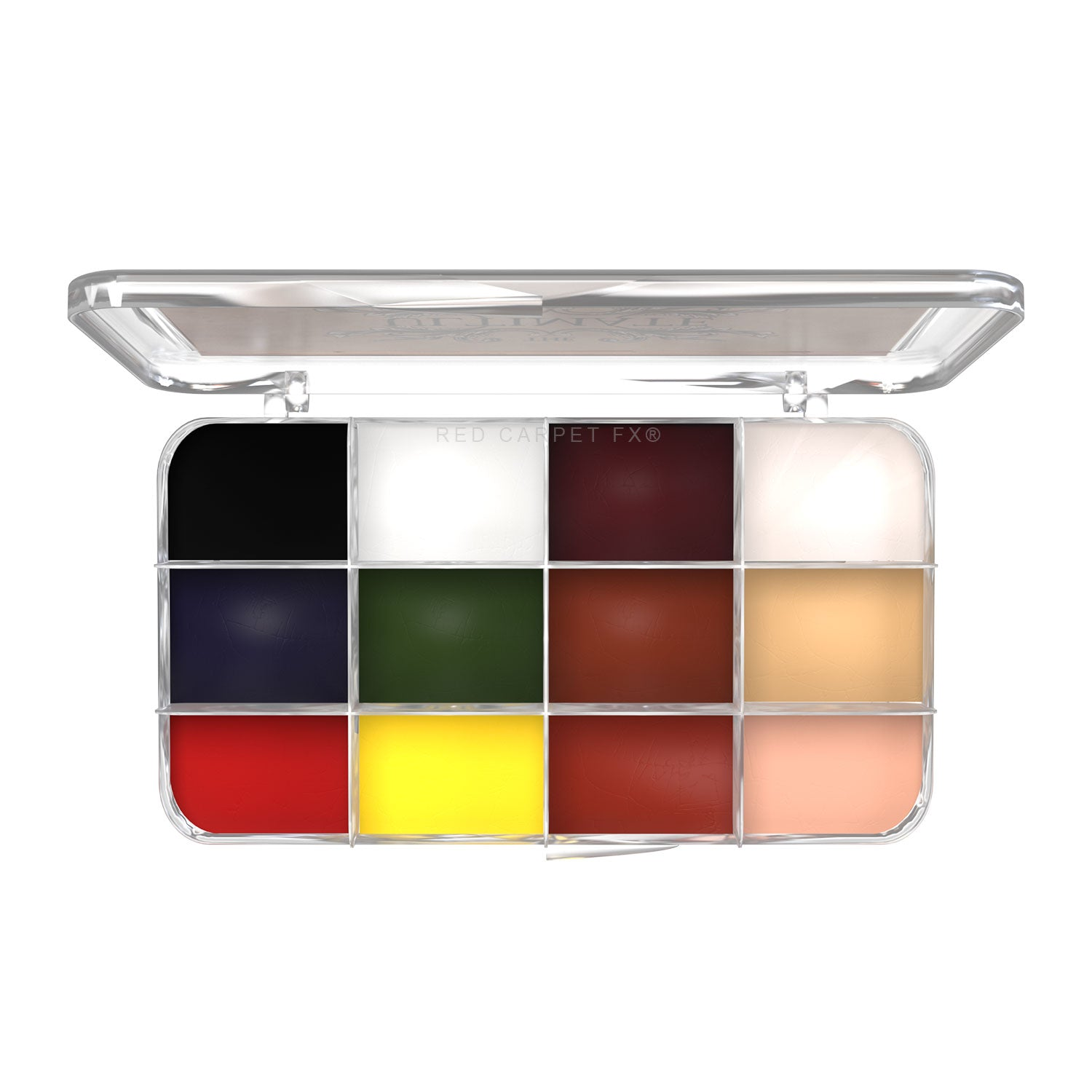 Dashbo The Ultimate 12 Colour FX Palette