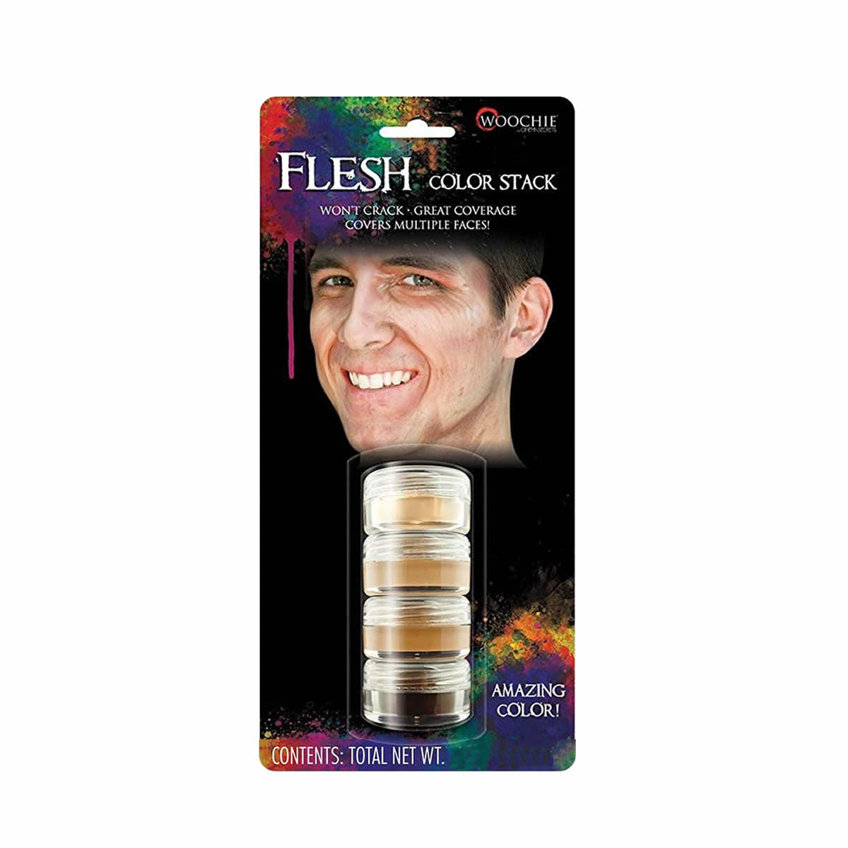 Woochie Cream Make-up Stack - Flesh