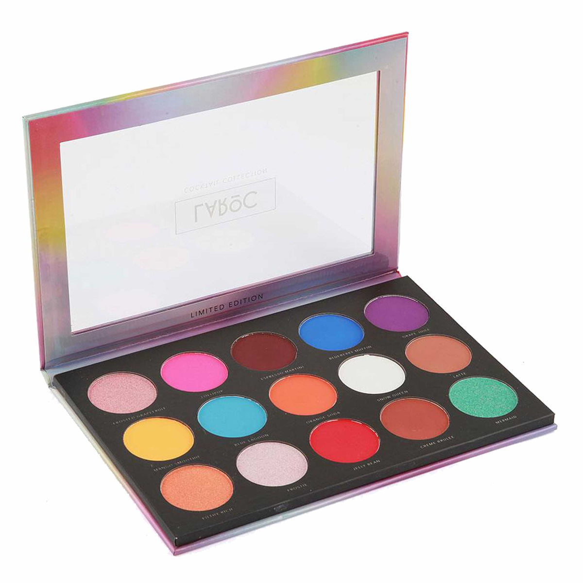 LaRoc Cocktail Eyeshadow 15 Palette - Fruit Punch