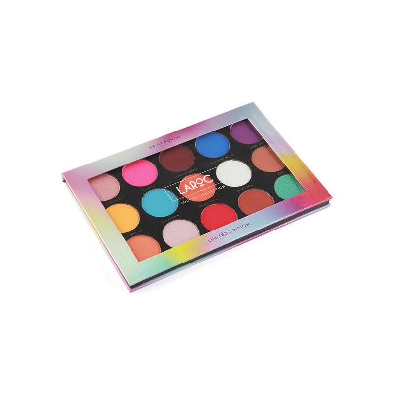 LaRoc Cocktail 15 Colour Eyeshadow Palette - Fruit Punch